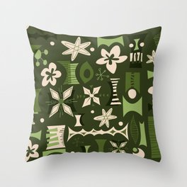 Rotuma Throw Pillow