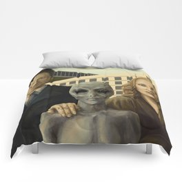 X-GOTHIC Comforters