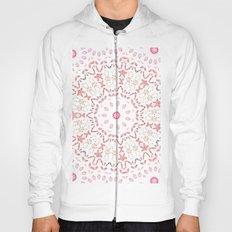 Love Eternal Pink Hoody