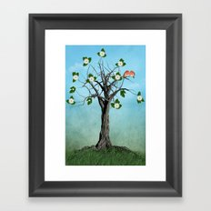 The Song of Spring Framed Art Print