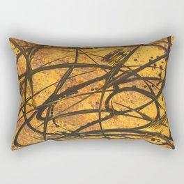Sound of the Hive Rectangular Pillow