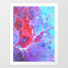 Your He(art) & Mine Art Print