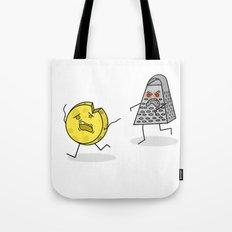 RUN CHEESE WHEEL! Tote Bag