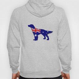 Australian Flag - English Setter Hoody