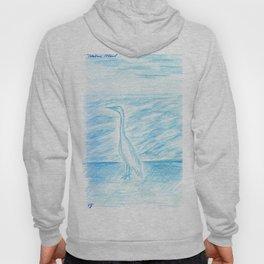 Egret, Treasure Island Hoody