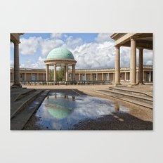 Eaton Park Bandstand, Norwich, Norfolk Canvas Print