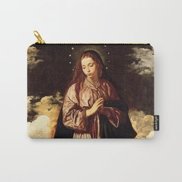 "Diego Velázquez ""The Immaculate Conception"" Carry-All Pouch"
