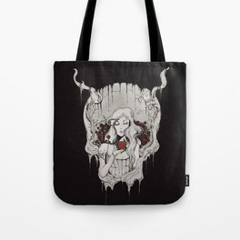 Poison Apple Tote Bag