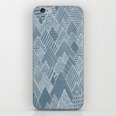 Mountain Pattern iPhone & iPod Skin