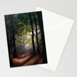 The Last Breath of Summer Stationery Cards