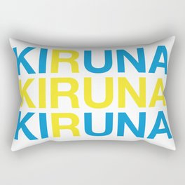 KIRUNA Rectangular Pillow