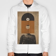 VINYL RECORD HEAD Hoody