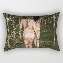 Born Free Rectangular Pillow