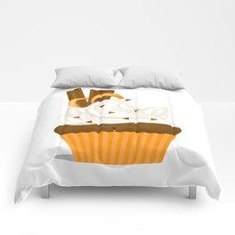 Caramel Cuppycat Comforters