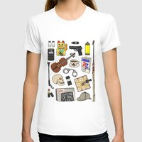 sherlock T-shirts featuring Sherlock by Shanti Draws