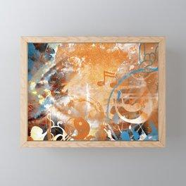 MODERN ART Beyond Control Framed Mini Art Print