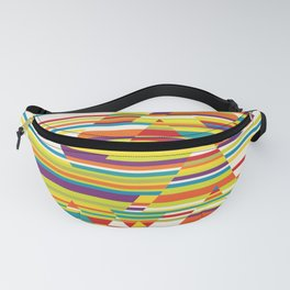 Harmony and Cacophony Fanny Pack