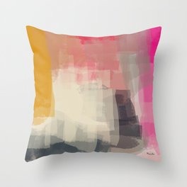 Color party great mood. Throw Pillow