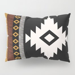 Pueblo in Sienna Pillow Sham