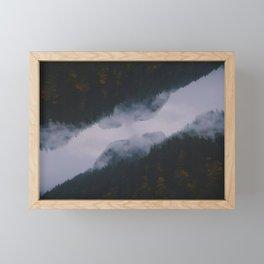 Forest Reflections II Framed Mini Art Print