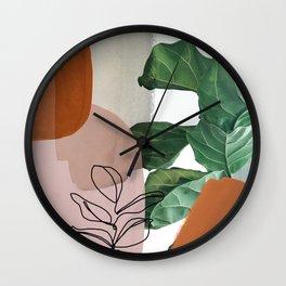 Simpatico V2 Wall Clock