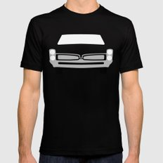 Pontiac GTO ( 1967 ) Mens Fitted Tee Black LARGE