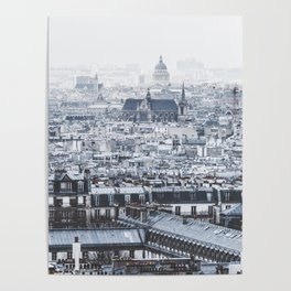 Rooftops - Architecture, Photography Poster