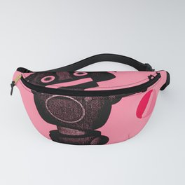 OK Red Bot Fanny Pack
