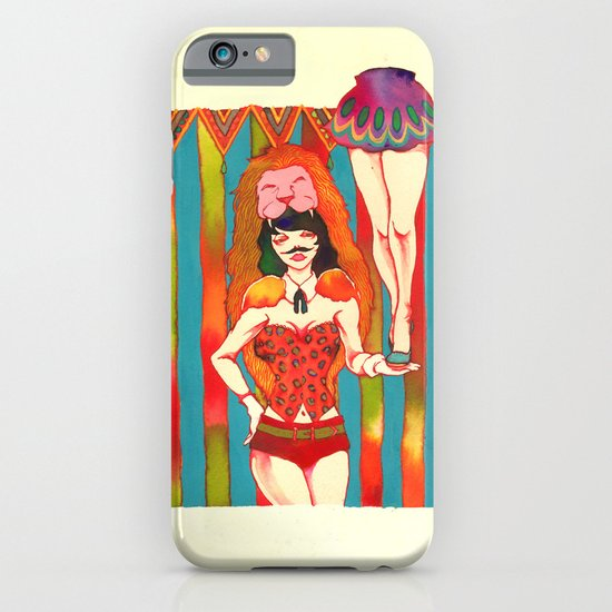 Strong woman iPhone & iPod Case