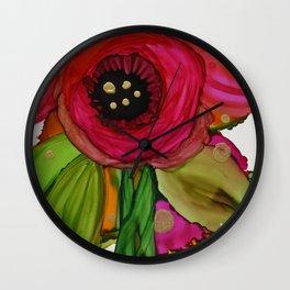 Mindful Wall Clock