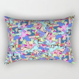 Chaotic Dreams -Duriima Bayarjargal Rectangular Pillow