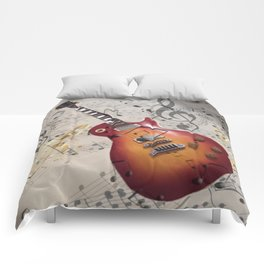 WHILE MY GUITAR GENTLY WEEPS Comforters