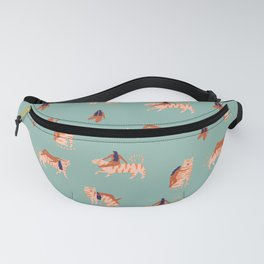 Tigers and girls Fanny Pack