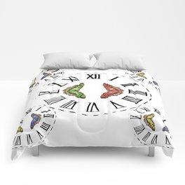 My Fluttery Clock Comforters
