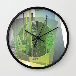 mystery Wall Clock