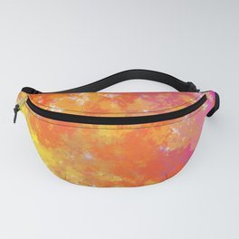 BRUSHED SKIES Fanny Pack