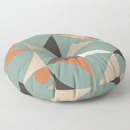 Mid Century 07C Floor Pillow