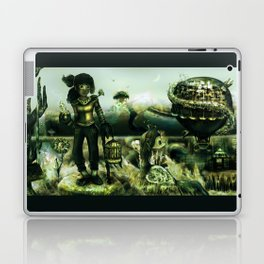 The Bird Keeper Laptop & iPad Skin