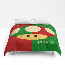 Gamer life lessons Comforters