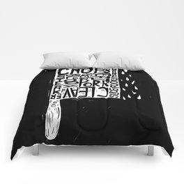 Meat Cleaver Comforters