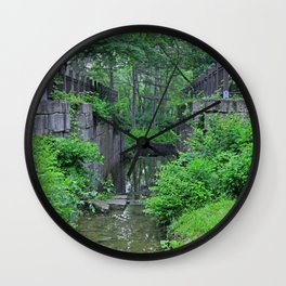 Rites of Spring Wall Clock