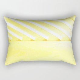 Desert Rays Rectangular Pillow