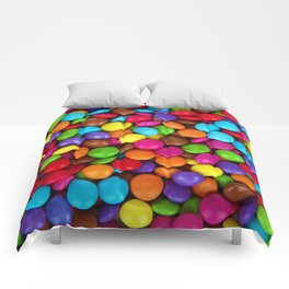 Candy Coated Chocolate Comforters