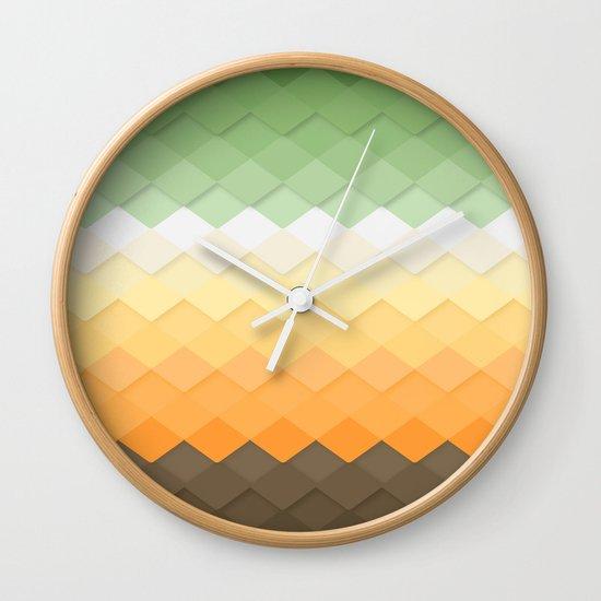 Zen Wall Clock