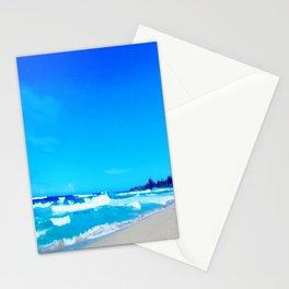 Carribean Coast Stationery Cards