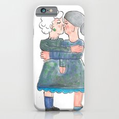 My grandma's are lesbians iPhone 6s Slim Case