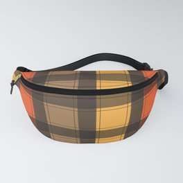 The Fall Plaid Occasion Fanny Pack