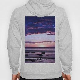 Coastal Sunset Sainte-Anne-Des-Monts Hoody