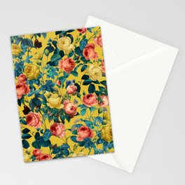 Summer Botanical Garden X Stationery Cards