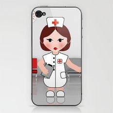 Jobs serie: the nurse iPhone & iPod Skin
